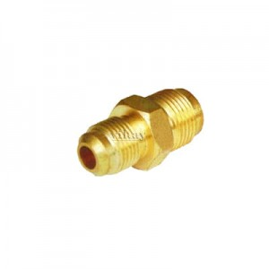 "Brass Reducing Flare Union 3/8"" x 5/16""  - RFU38516"