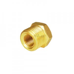 "Brass Bush Male X Female 3"" x 1""  - BMF31"