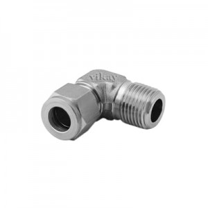 "Male Elbow 3/8"" x 1/4"" - 6MED4Nx6"