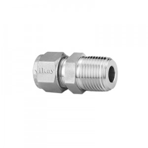 "Male Connector 10 mm x 1/8"" - 10MMCD2Nx6"